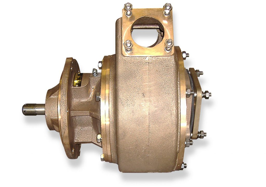 Paxman RP200 Sea Water Pump