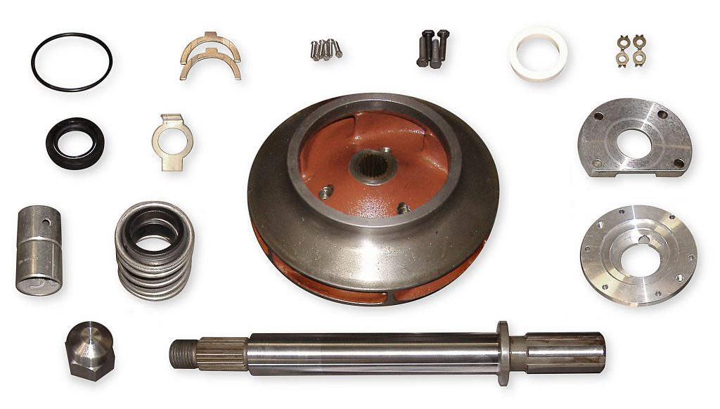 RP200 Fresh Water Pump Parts